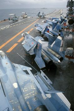 IMAGINE working on this aircraft carrier!!!