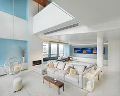Market Street Penthouse by Winder Gibson Architects