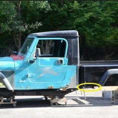 Dinoot Jeep Trailers It Just Got Easier to Build Your Own Jeep Pickup Jeep Wrangler Yj, Jeep Tj, Jeep Xj Mods, Jeep Pickup Truck, Bug Out Vehicle, Custom Jeep, Jeep Life, Dream Cars, Trailers