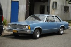 """1981 Malibu. MY 1ST CAR...best car till this day!!!!!!! wish i still had it....i would rock the """"ish"""" out of it"""