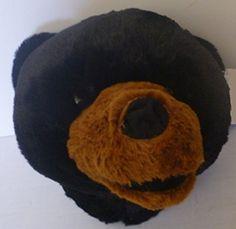 "7.5"" Black Bear Head Plush Stuffed Animal Toy Stuffed Ani... https://www.amazon.com/dp/B007CDGLMY/ref=cm_sw_r_pi_dp_x_nQ7Hyb1RGQJA4"