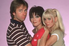 One of my all time favorite shows..and I was named after Crissy Snow!