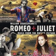 Buy William Shakespeare s Romeo & Juliet: Music From The Motion Picture (Soundtrack) at Juno Records. In stock now for same day shipping. William Shakespeare's Romeo & Juliet: Music From The Motion Picture (Soundtrack) Leonardo Dicaprio Romeo, 90s Movies, Great Movies, Movie Tv, Awesome Movies, Awesome Songs, Watch Movies, Disney Movies, You And Me Song