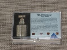 Vintage NHL Hockey Cards  The Stanley Cup  by WowFactorCollectible, $49.00