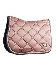 Order Dressage Saddle pad Pink Pearl from Equestrian Stockholm ✓ Worldwide Shipping ✓ Fast Delivery ☆ Unique Selection of Riding Wear & Accessories. Equestrian Boots, Equestrian Outfits, Equestrian Style, Equestrian Problems, Jumping Saddle, Dressage Saddle, Horse Gear, Horse Tack, Horse Stalls