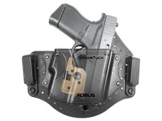 Fobus to Feature New Products at the 2018 SHOT Show. Fobus Holster introduces new line of appendix holsters & new universal holster to accommodate lights & lasers. | Auction Armory
