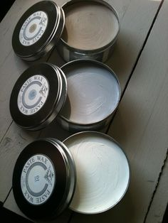 Paste Wax  Taupe