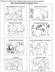 Risultati immagini per elmer o elefante aos quadrados