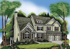 House Plan 72611