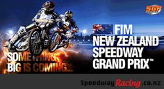 2014 FIM New Zealand Speedway Grand Prix – Sat 5th April 2014 – Western Springs, Auckland — Speedway Racing New Zealand