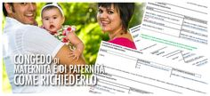 IL CONGEDO DI MATERNITA' O PATERNITA'! Quanti giorni di astensione dal lavoro ci spettano per legge? Chi ne può usufruire? E come richiedere il congedo? Tutte le risposte sul nostro blog: http://ndgz.it/congedo-maternita-paternita #maternità #paternità #gravidanza #mamme #bambini
