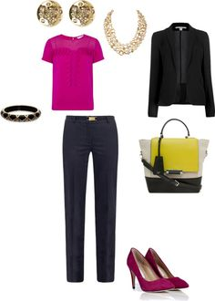 """Work Outfit - Winter 2013"" by amelia76 on Polyvore"