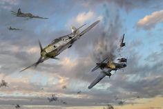 Messerschmitt Bf 109 - War's Fury by zulumike on DeviantArt