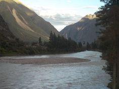 Ollantaytambo - Rio Urubamba - desde Peru Rail