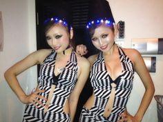 Cyber Japan dancers