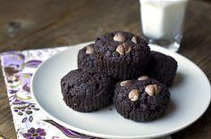 Eggless Gooey Fudge Brownies {High Altitude Recipe}