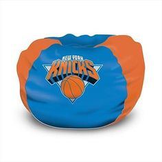 New Item Northwest 1NBA-15800-0018-RET Knicks Nba Bean Bag Chair Home Office Furniture GSS172355146 - Walmart.com
