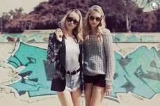 The Beginning Boutique Lookbook is Sunny and Chic #fashion #coachella trendhunter.com