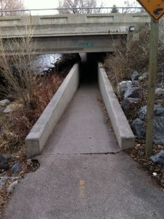 2230 N. and 300 W Provo is where the Provo River Trail going north goes back to sidewalks going up to Provo Canyon or turns back to trail if heading towards Utah Lake