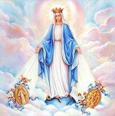 Oração a Nossa Senhora das Graças para pedir ajuda