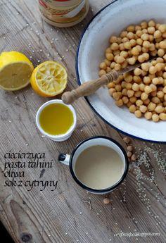 Gotuję: Klasyczny hummus
