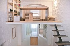 From Shop to #Loft> http://on.fb.me/1LZNyd2  #интерьер #дизайн