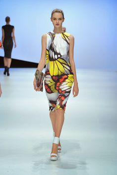 hanae mori butterfly spring and summer collection - Google Search