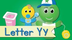 Letter Y Song (Animated Music Video) Alphabet Song For Kids, Abc Song For Kids, Alphabet Video, Alphabet Songs, Abc Songs, Teaching The Alphabet, Alphabet Activities, Kids Songs, First Grade Activities