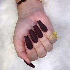 Darker the berry... #Fallnails