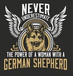 The best dog breed ever ! Life is vetter with a german shepherd (: