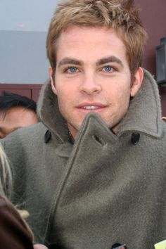"Christopher Whitelaw ""Chris"" Pine is an American actor in film and television. He is best known for his role as James T. Kirk in the 2009 film Star Trek, and its sequel, Star Trek Into Darkness, and has also appeared in films including: The Princess Diaries 2: Royal Engagement, Just My Luck, Smokin' Aces, Unstoppable, and Jack Ryan"