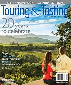 2015 Spring Edition Cover for @touringtasting  Magazine at Silverado Vineyards in #NapaValley | #touringtasting #wine #magazinecover - Editorial Photography | Rudy Meyers Photography based in Sacramento, serving Northern #California | Corporate & Commercial Photography. Inquire at 916-451-6812 or www.rudymeyers.com