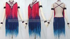 custom latin dance gowns