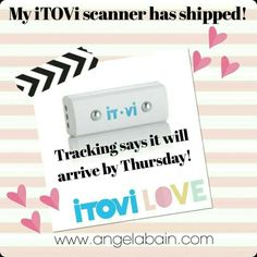 I'm super excited! My iTOVi Scanner is in transit and set to arrive by Thursday! Who wants to be scanned to find out which essential oils and supplements your body is craving? Super Excited, Doterra, Thursday, How To Find Out, Singing, Essential Oils, Wellness