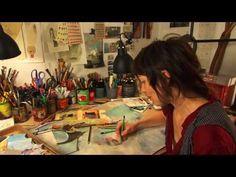 [Lucca C&G] Beatrice Alemagna, Illustr-Autrice - YouTube