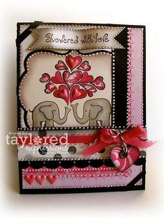 Valentine Card by Sankari Wegman