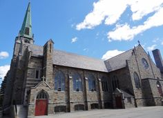 pinterest st john the baptist brunswick maine | Panoramio - Photo of St. John the Baptist Church; Brunswick, Maine ...
