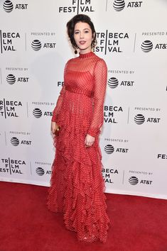 Mary Elizabeth Winstead attends a screening of 'All About Nina' during the 2018 Tribeca Film Festival.