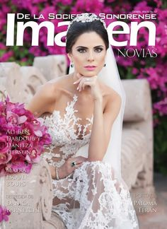 Revista Imagen Novias Julio 2015/ Brides Magazine