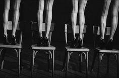 Peter Lindbergh...BZ.komentarz...pończochy tzw ''nylony'' ze szwem