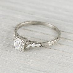 Erstwhile Jewelry Co.   Vintage, Antique, and Estate Engagement Rings