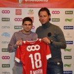 Răzvan Marin va juca Standard Liège
