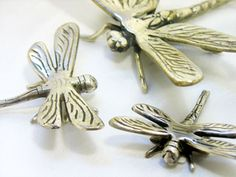 BaliZen Collection : Bronze Dragonfly small Fair trade luxury