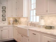 Inspiring Kitchen Backsplash Ideas - Backsplash Ideas for Granite Countertops - Country Living