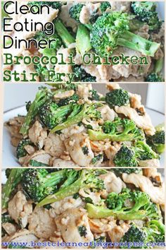 Healthy weight loss with clean eating recipes--and start with this delicious clean eating dinner! #cleaneating #diet #weightloss