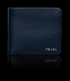17753821d91e Prada E-Store · Man · Wallets · Wallet 2M0513_QTD_F0216 Leather Gifts,  Leather Wallet