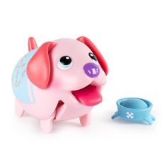 Aye Aye Labby ✔ Chubby Puppies, Piggy Bank, Diana, Crafts For Kids, Places, Board, Cute, Activity Toys, Flower