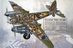 Cheap Hobbies For Men Cheap Hobbies, Hobbies For Men, Rc Hobbies, Ww2 Aircraft, Military Aircraft, Cutaway, Dyi, Bristol Beaufighter