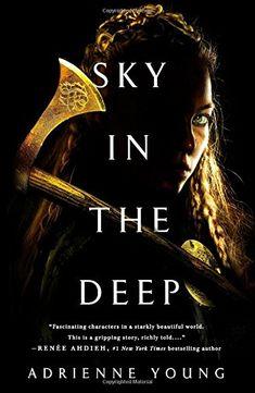 """Platz 7 der NYT Bestsellers YA vom 13.5.2018: """"Sky in the Deep"""" von Adrienne Young"""""""