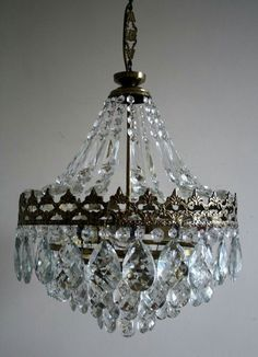 Chandelier Crystals Vintage Ideas Make Your Home More Beautiful With A Classy Chandelier Chandelier Crystals Vintage Ideas. A chandelier can be an ideal option for lighting in your home. Chandelier Design, French Chandelier, Antique Chandelier, Modern Chandelier, Chandelier Lighting, Crystal Chandeliers, Chandelier Crystals, Nautical Chandelier, Vintage Crystal Chandelier